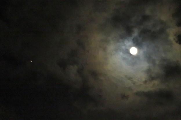 満月&火星_8087
