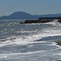 Photos: 砂浜の寄せ波引き波_8263