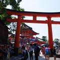 写真: 伏見稲荷8