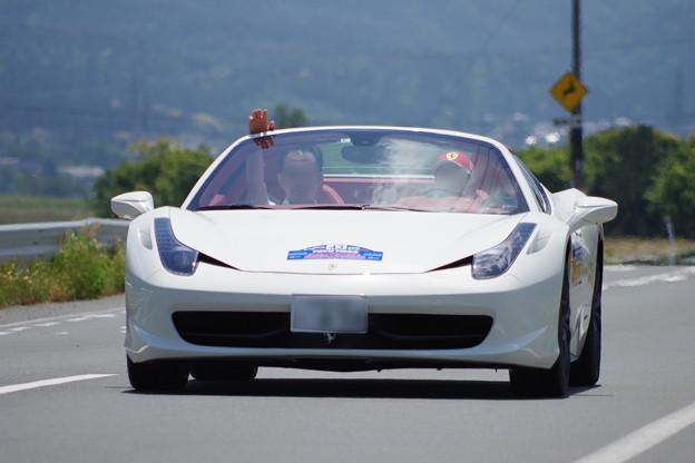 フェラーリ458S