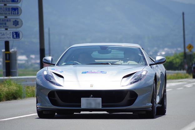 Photos: フェラーリ812SuperFast