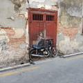 写真: ストリートアート-Georgetown,Penang