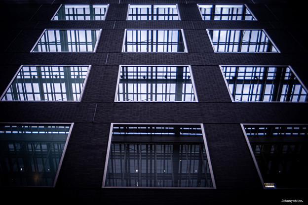 Photos: 窓模様
