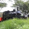 SL風ディーゼル機関車