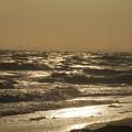 Photos: 天気晴朗なれど波高し