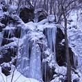 写真: 奥入瀬渓流 馬門岩