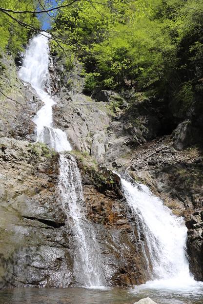 日光の秘瀑 赤岩滝