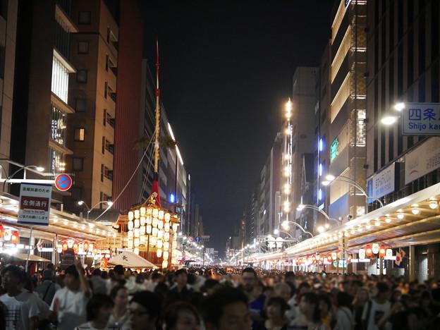 長刀鉾周辺 祇園祭2018