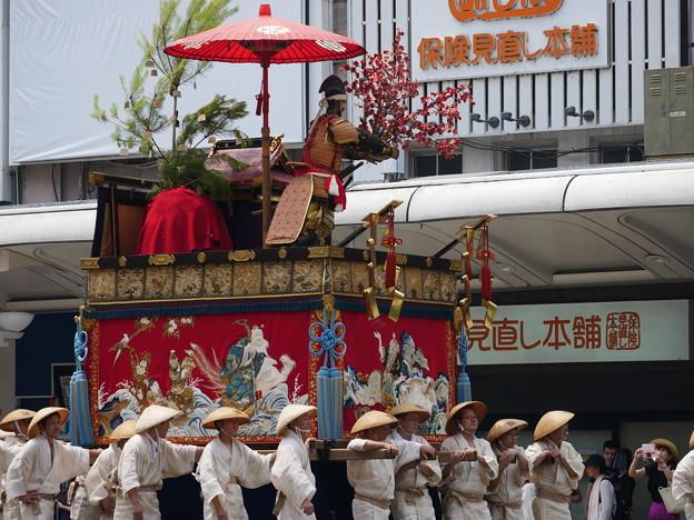 保昌山 祇園祭2018