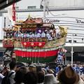 船鉾 横 祇園祭2018