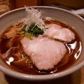 山崎麺二郎の醤油ラーメン