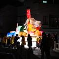 粟田祭 2018 13 白川を通過中の大燈呂