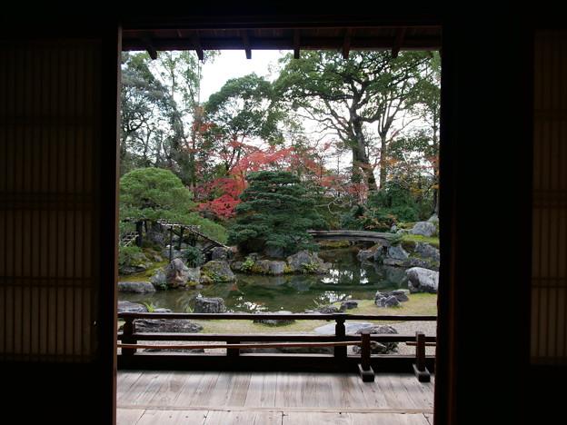 醍醐寺三宝院 紅葉2019 03