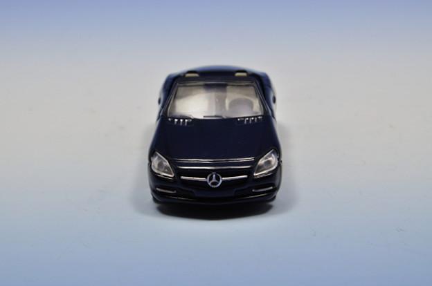 GEORGIA_メルセデス・ベンツ ダイキャストオープンカー Mercedes-Benz SLK Class_004