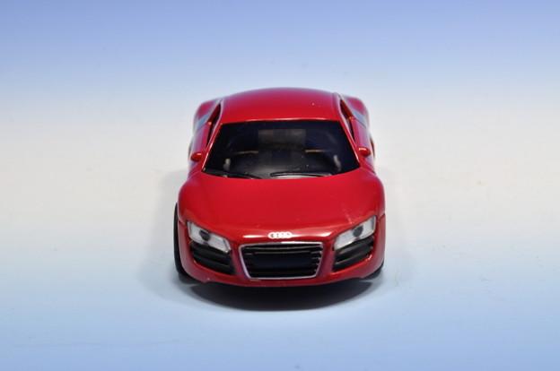 写真: サントリーボス_アウディコレクション Audi R8_004