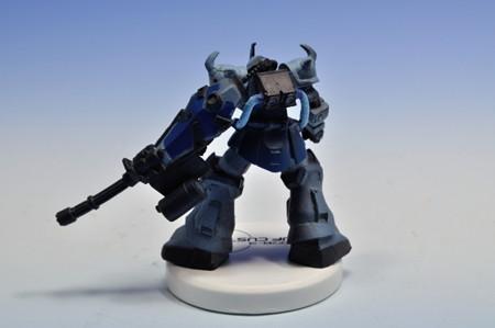 バンダイ_ガンダムミニフィギュアセレクションプラス 機動戦士ガンダム第08MS小隊 MS-07B-3 グフカスタム_002