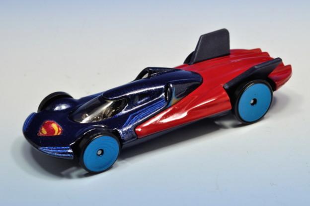 MATTEL_Hot Wheels Batman v Superman Dawn of Justice MAN OF STEEL_001
