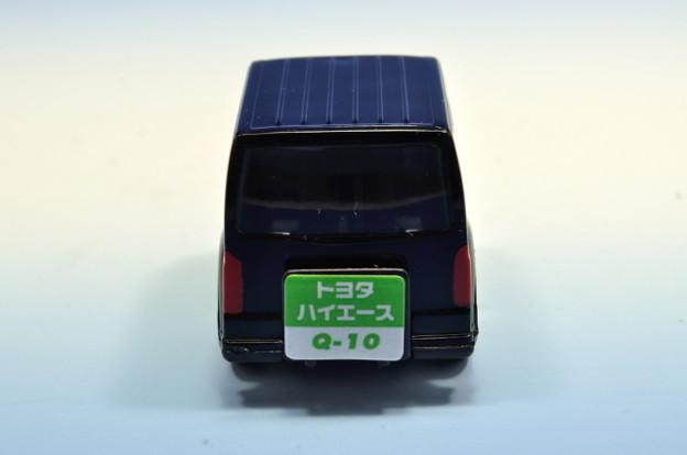タカラトミー_チョロQ Q-10 トヨタ ハイエース_005
