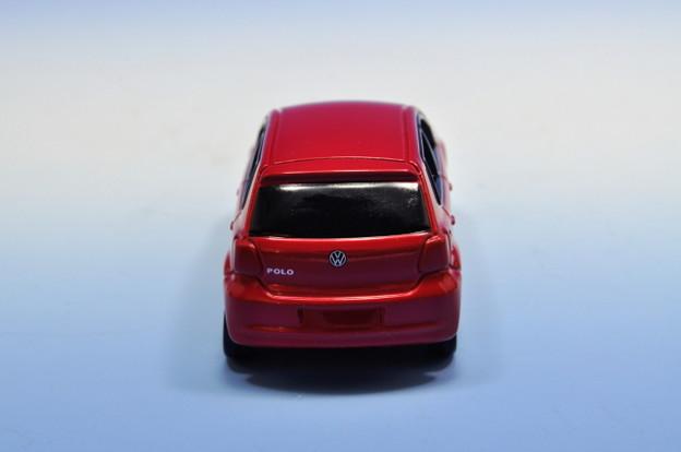 タカラトミー_トミカ フォルクスワーゲン ポロ Volkswagen Polo_006