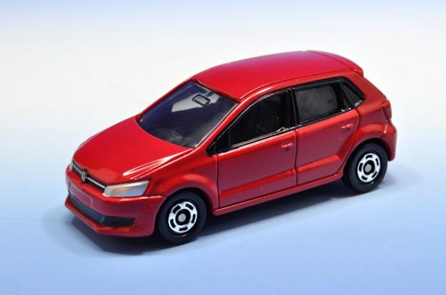 タカラトミー_トミカ フォルクスワーゲン ポロ Volkswagen Polo_002