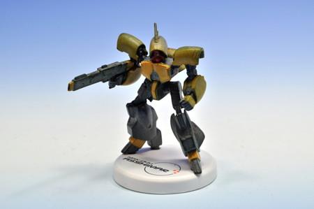 バンダイ_ガンダムミニフィギュアセレクションプラス 機動戦士Zガンダム NRX-044 アッシマー_004