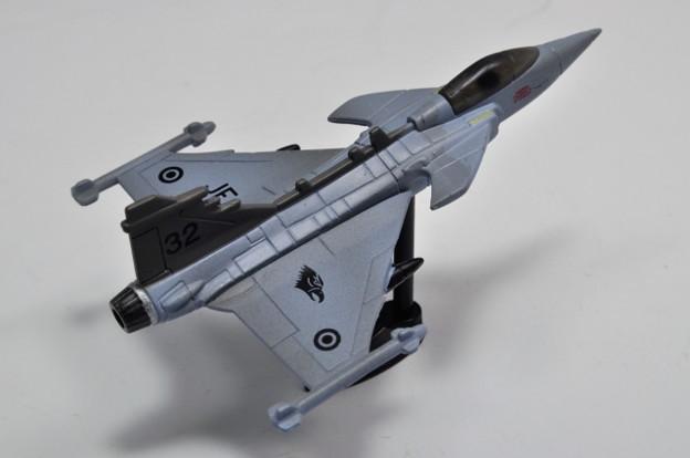 フルタ_チョコエッグ 世界の戦闘機 第1弾 サーブJAS38グリベン_002