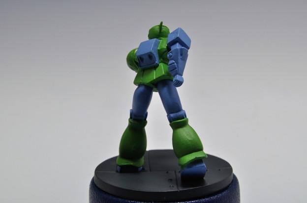 セイカ_機動戦士ガンダム シャープナーコレクション PART4 MS-05B ザクI_002