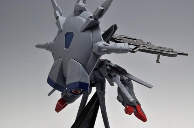 バンダイ_機動戦士ガンダムSEED STYLING-S ZGMF-X13A プロヴィデンスガンダム_006
