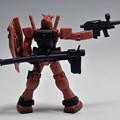 バンダイ_HGシリーズ シャア・アズナブルコレクション 機動戦士ガンダム ギレンの野望 RX-78 C-A ガンダム_002