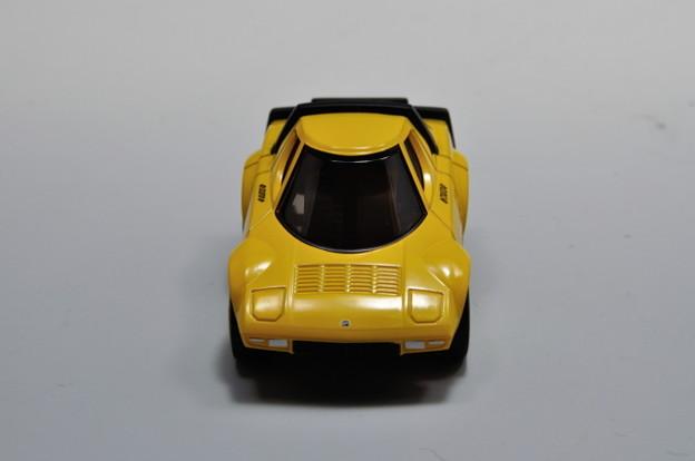 トミーテック_チョロQ zero  No.Z-28d ランチア ストラトス HF Lancia Stratos HF_004