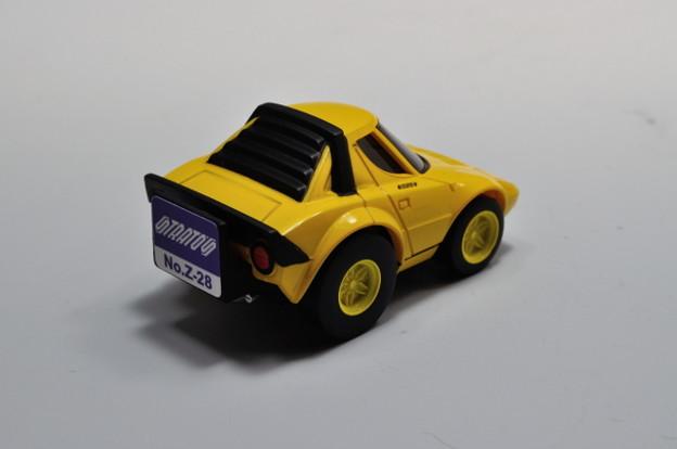 トミーテック_チョロQ zero  No.Z-28d ランチア ストラトス HF Lancia Stratos HF_002