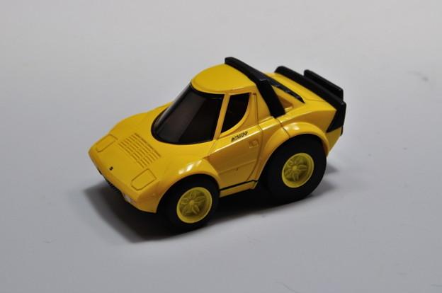 トミーテック_チョロQ zero  No.Z-28d ランチア ストラトス HF Lancia Stratos HF_001