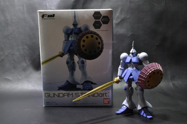 バンダイ_GUNDAM STANDart YMS-15 GYAN_001
