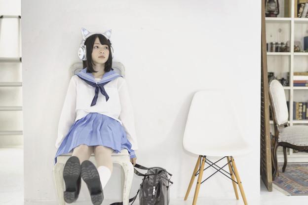 少女ロボット