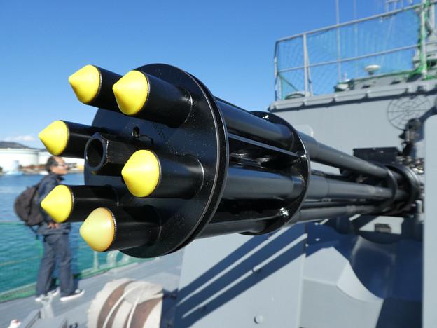 Photos: 20mm機関砲