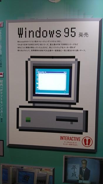 Windows 95 発売