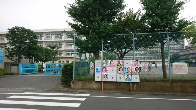 大豆戸小学校