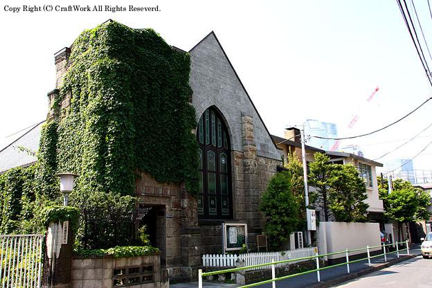 南麻布の教会