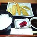 Photos: ミックスフライ定食