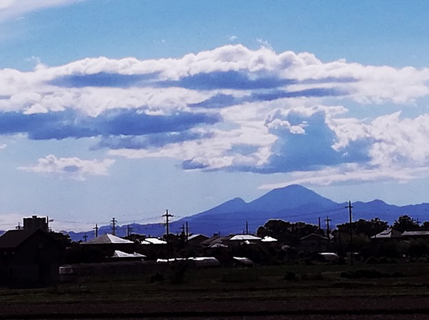 Photos: 浅間山遠望