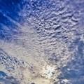 Photos: 鱗雲