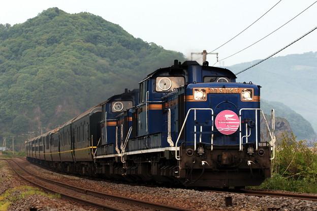 DD51-1143 トワイライトエクスプレス