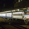 Photos: EF81-452 寝台特急「なは」 下関駅