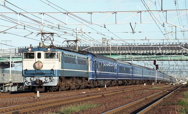 EF65-1106 寝台特急「さくら」 EF65代走