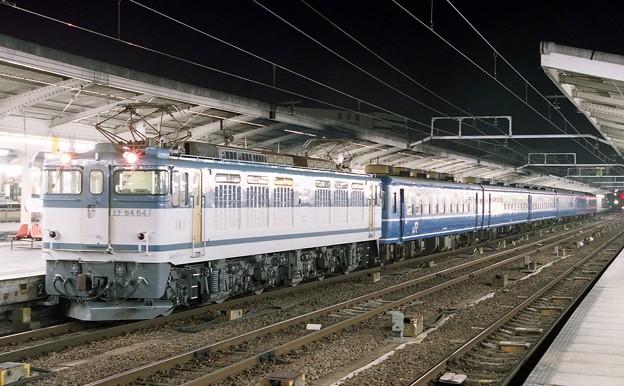 EF64-64 急行「ちくま」 名古屋駅
