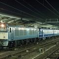 EF64-45 急行ちくま  名古屋駅   JR貨物受持ち