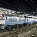 EF64-18 急行ちくま  名古屋駅   JR貨物受持ち