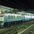 EF64-8 急行ちくま  名古屋駅   JR貨物受持ち