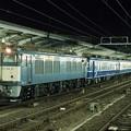 Photos: EF64-45 急行ちくま 増結 名古屋駅   JR貨物受持ち