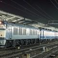 Photos: EF64-17  急行ちくま  名古屋駅   JR貨物受持ち